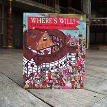 Where's Will: Find Shakespeare Hidden in his Plays
