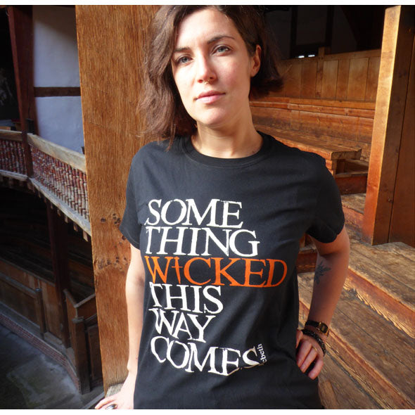 Macbeth 'Wicked' Unisex T-Shirt