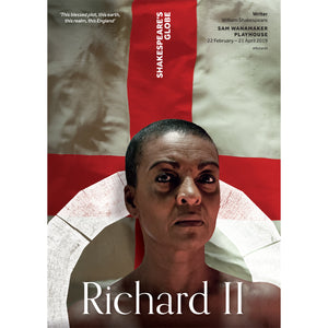 Richard II - Print on Demand A3 Poster