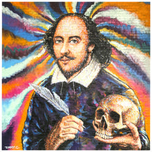 Shakespeare Print by Jimmy C