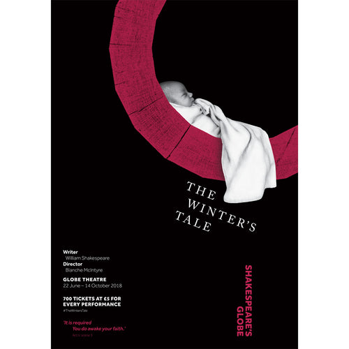 Winter's Tale - Print on Demand A3 Poster