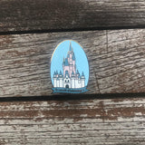 Castle Dreaming Pin