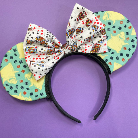 Oogie Boogie // Nightmare Before Christmas Mouse Ears