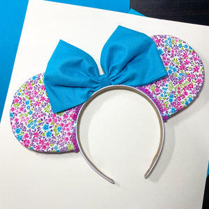 Floral Garden || Flower and Garden Mouse Ears