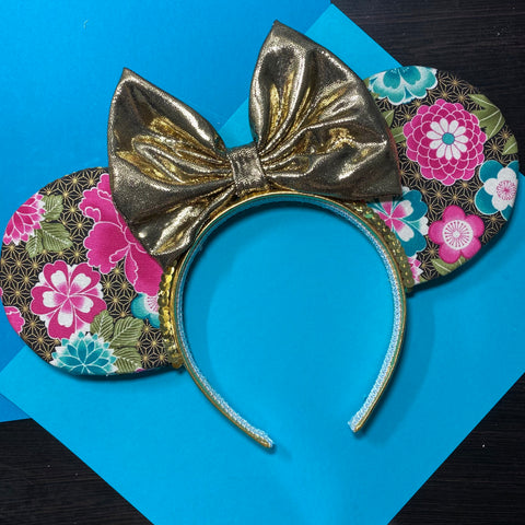 Spaceship Earth Floral || Flower and Garden Mouse Ears
