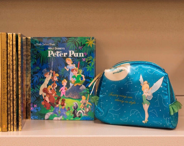 Tinkerbell Makeup Bag