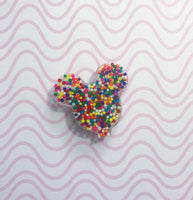 Sprinkle Balloon Mini Phone Grip