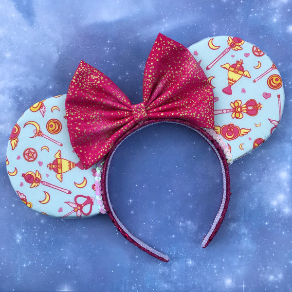 Sailor Magic Wand Mouse Ears