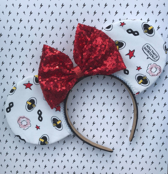 Now, That's Incredible! Mouse Ears