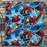 Spider-Man Drawstring Bag