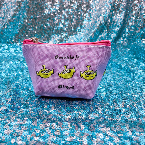 Toy Story Alien || Oooh Coin Purse Bag