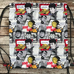 Star Trek Fascinating Drawstring Bag