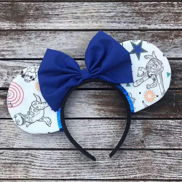 Toy Story Mouse Ears