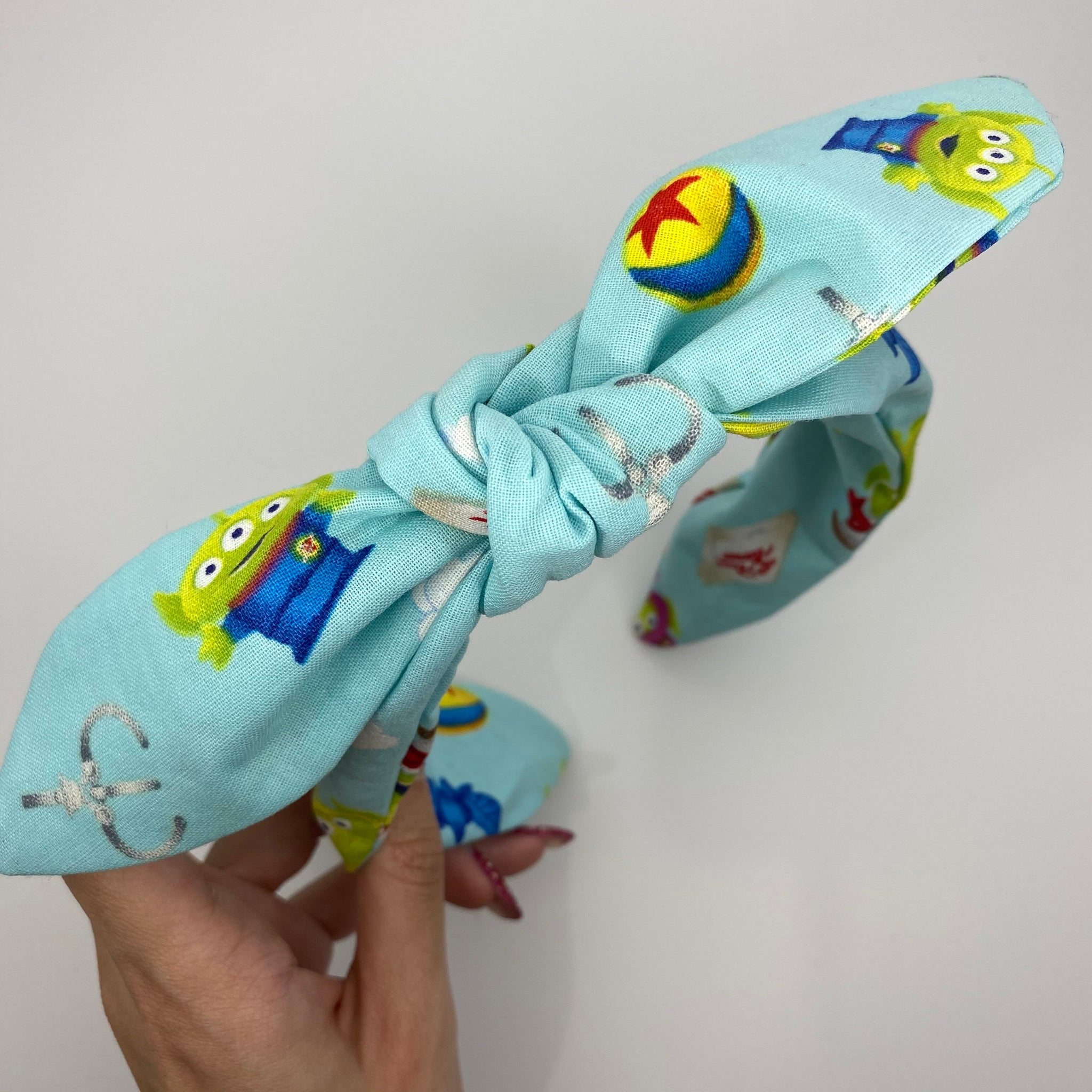 Toy Story Alien Remix Bow Knot Headband