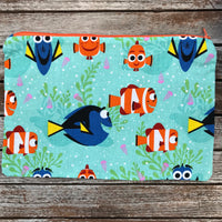 Finding Nemo Large Makeup Bag