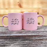 Cinderella and Prince Charming Couples Mugs