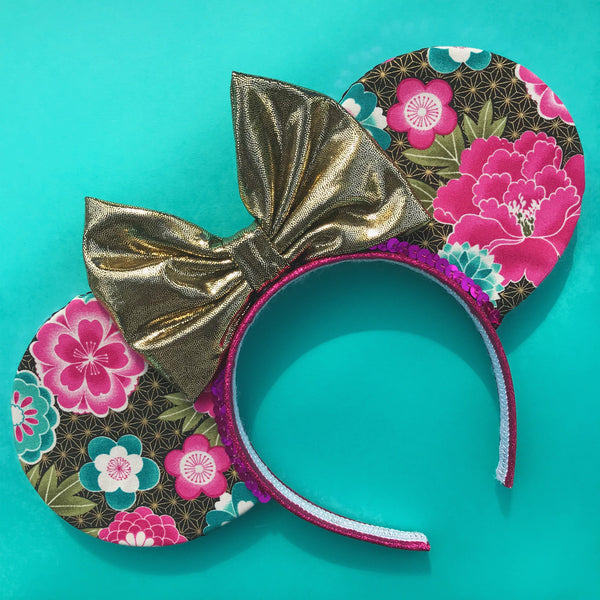 Grand and Miraculous Flower and Garden Mouse Ears
