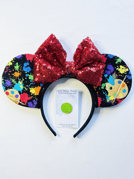 Artist Festival of the Arts Mouse Ears
