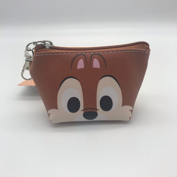 Chip and Dale Coin Purse