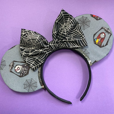 Nightmare Before Christmas Frames Mouse Ears