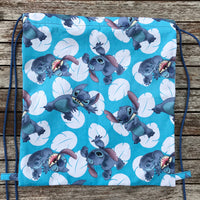 Stitch Drawstring Bag