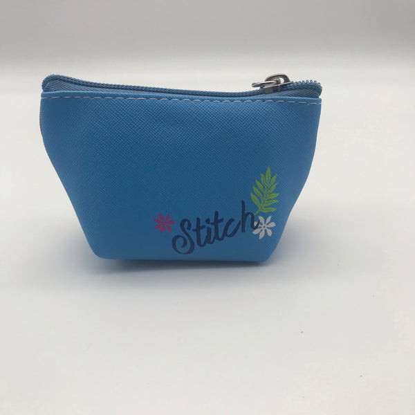 Stitch Face Coin Purse