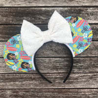 Surfs Up Mouse Ears