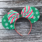 Christmas Snowflake Mouse Ears