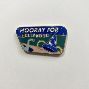 Hooray for Hollywood Pin