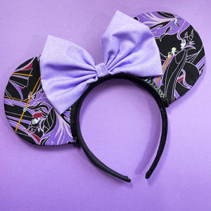 Maleficent // Villains Mouse Ears