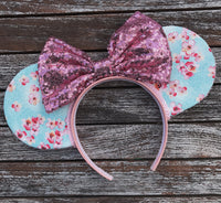Cherry Blossom Mouse Ears