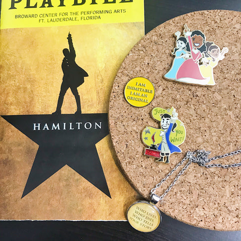 Hamilton Necklace