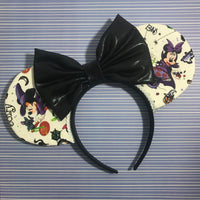 Minnie So Cute, it's Scary Mouse Ears
