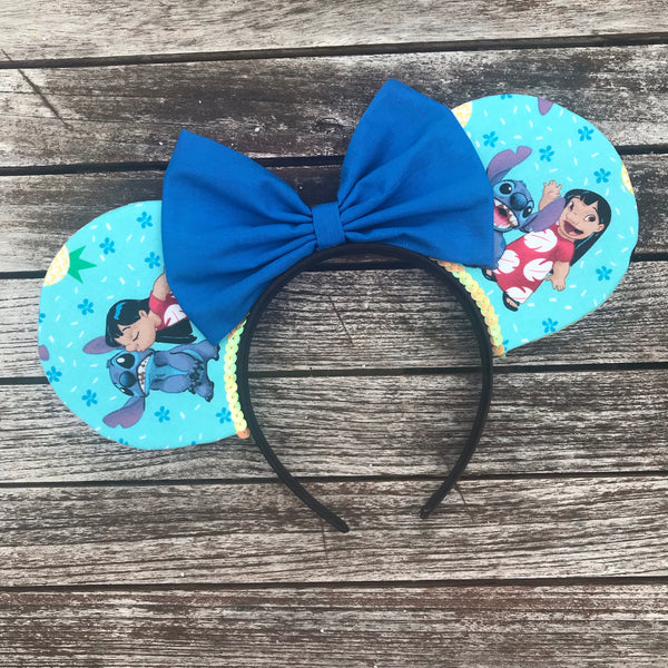 Lilo and Stitch Mouse Ears