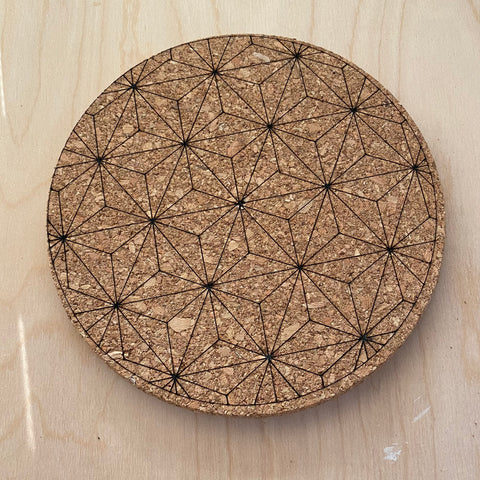 Grand and Miraculous || Spaceship Earth Inspired Trivet/Pin Board