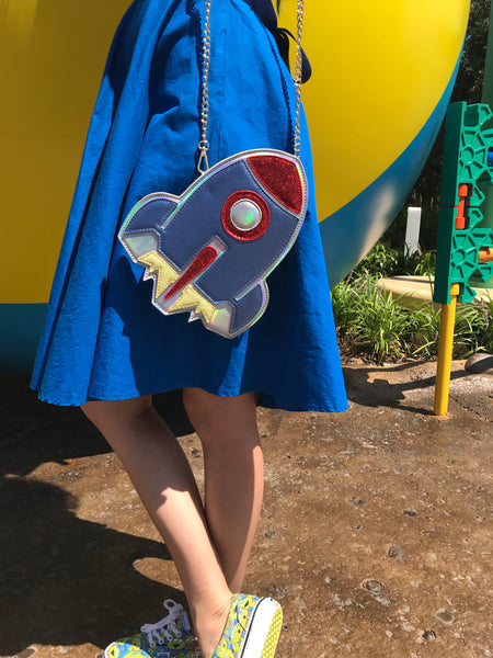 Spaceship Purse