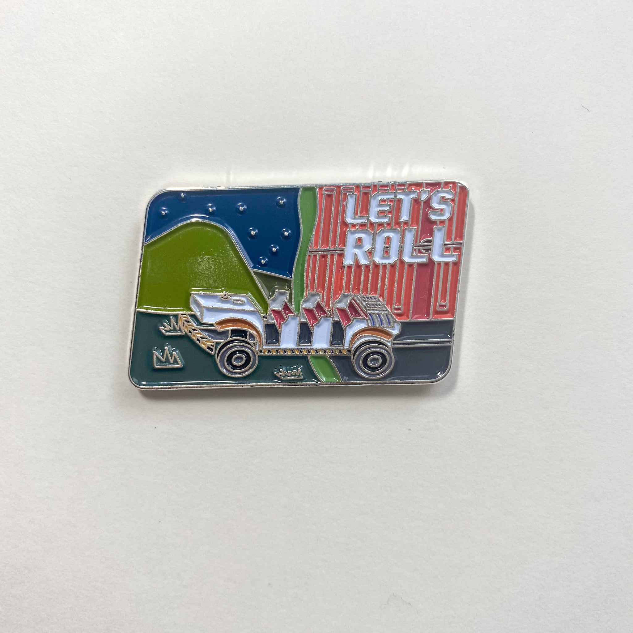Dinosaur Let's Roll Pin
