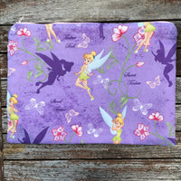 Tinkerbell Large Makeup Bag