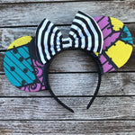 Jack and Sally NBC Mouse Ears