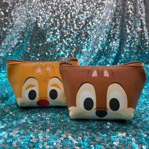 PREORDER Chip and Dale Coin Purse Bag