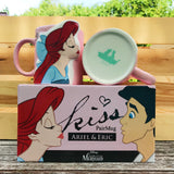 Ariel and Eric Couples Mugs