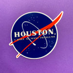 Houston I Have So Many Problems Meatball Sticker