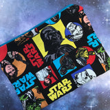 Star Wars Character Block Small Makeup Bag