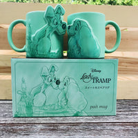 PREORDER Lady and the Tramp Couples Mugs
