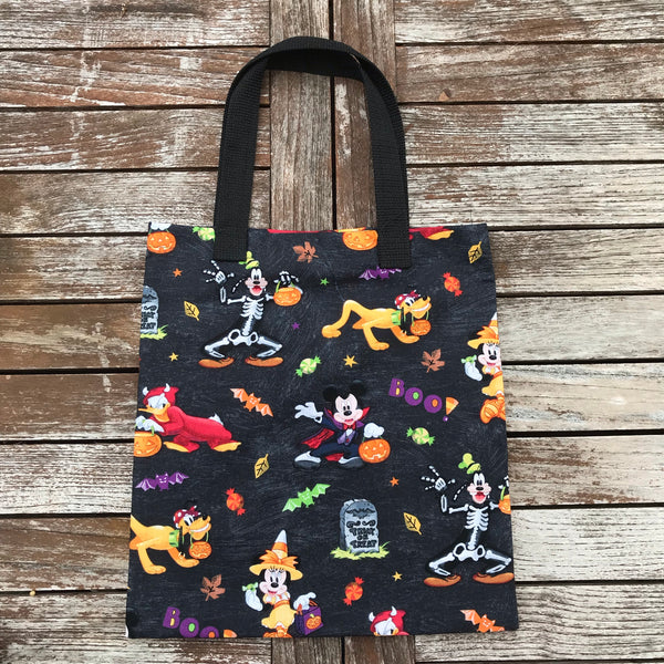 Mickey and Friends Trick or Treat Bag