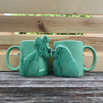 Lady and the Tramp Couples Mugs