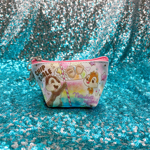 Chip and Dale Sweets Coin Purse Bag