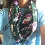 Star Wars Ornament Infinity Scarf