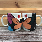 Mickey and Minnie Couples Mugs