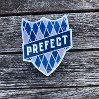 Ravenclaw Prefect Sticker